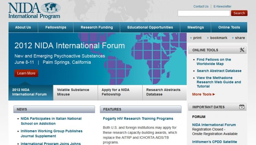 NIDA International Program