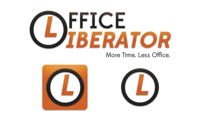 Office Liberator Logo, Portland, ME